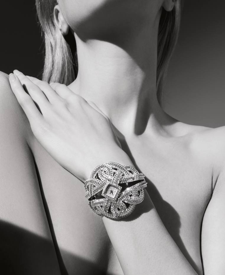 Gem-encrusted cuff watches for high-octane glamour | How To