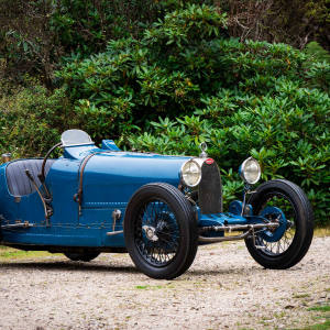 1926 Type 37 Bugatti, estimate up to £600,000