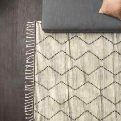 Armadillo handmade wool Nala rug, from $1,440