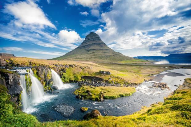 Iceland left a lasting impression on Harrison