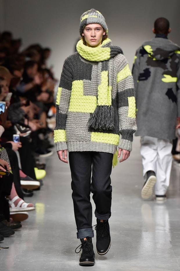 Christopher Raeburn wool jumper, £695