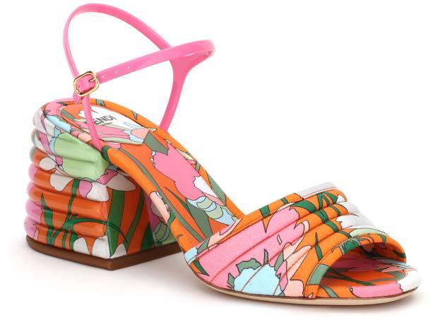 Fendi slingback sandals, £590