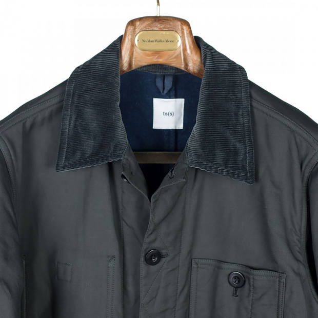 TS(S) cotton Coverall coat, $695