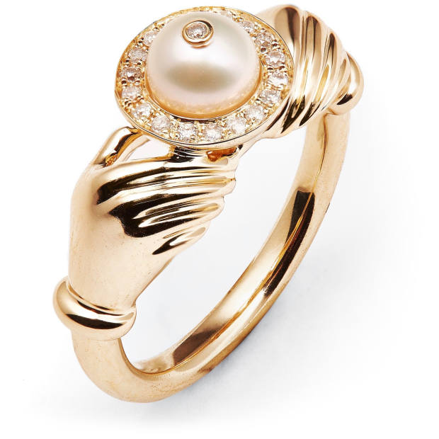 Anissa Kermiche ring, £1,225