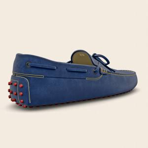 The classic loafer is one of many styles available through the MyGommino design-your-own-driving-car-shoe service