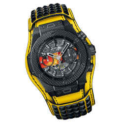 Hublot Big Bang Depeche Mode Greatest Hits watch, edition of 55, £26,000; all net profits will go to charitywater.org