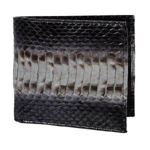 Paul Smith wallet in hand-painted snakeskin with a fabric and leather interior, £179. Also in damson.