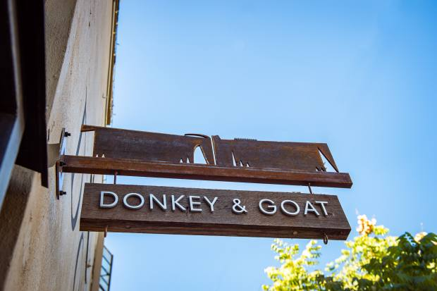 Discover cult winery Donkey & Goat with Nekter Wines