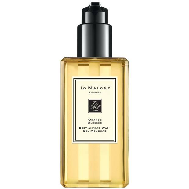 Jo Malone Orange Blossom Body and Hand Wash, £32 for 250ml
