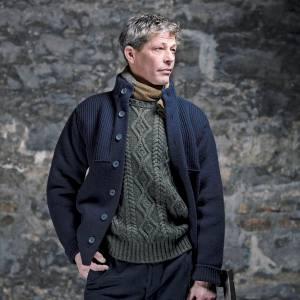 Inis Meáin merino-wool Storm jacket, €520