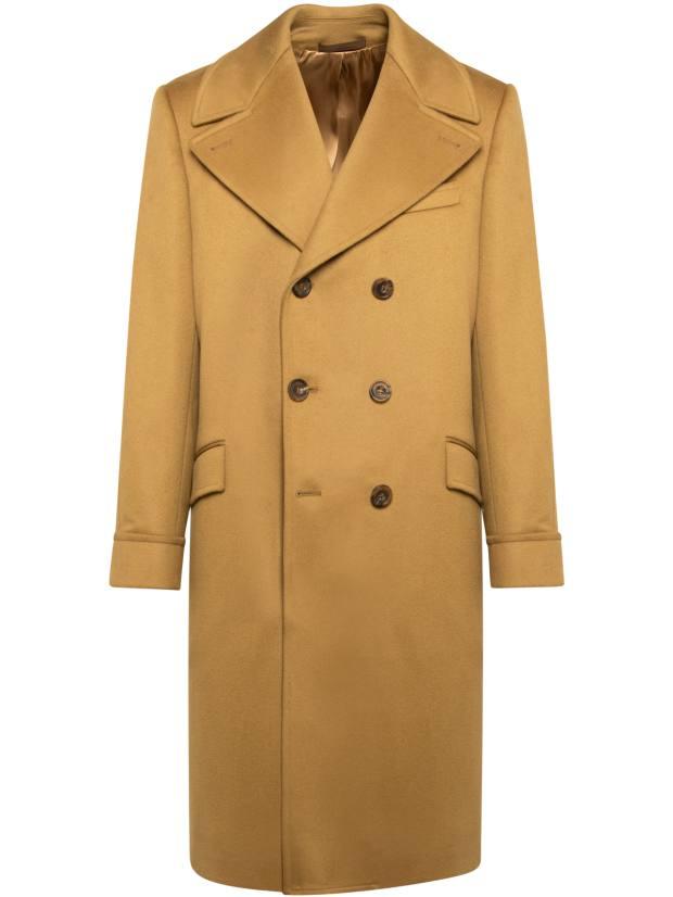 Kit Blake wool Naphill coat, £1,250, from therake.com
