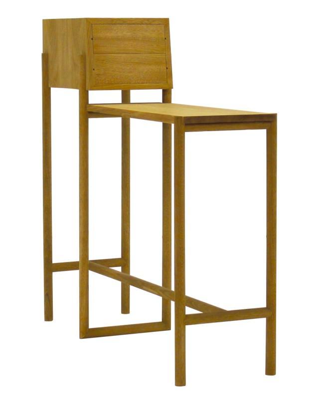 Simon Doyle Spanish-chestnut Hall table, £3,200