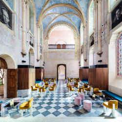 The Chapel bar at The Jaffa