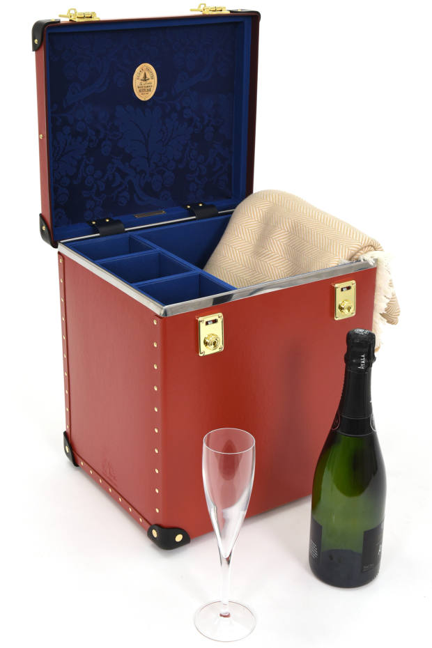 Globe-Trotter is producing just three Summer Picnic Cases, £1,800 each