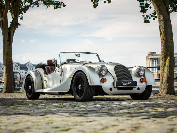 The 3.7-litre, 280-horsepower Roadster, from £55,074