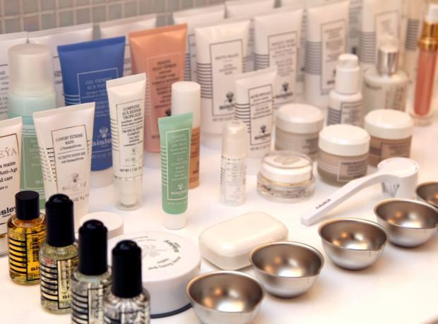 Sisley beauty products