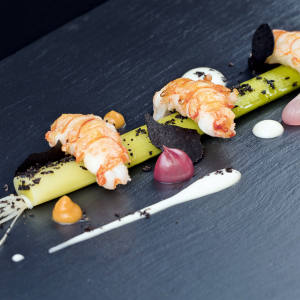Le Manoir's menu is turning to the autumnal delights of game, truffles and shellfish