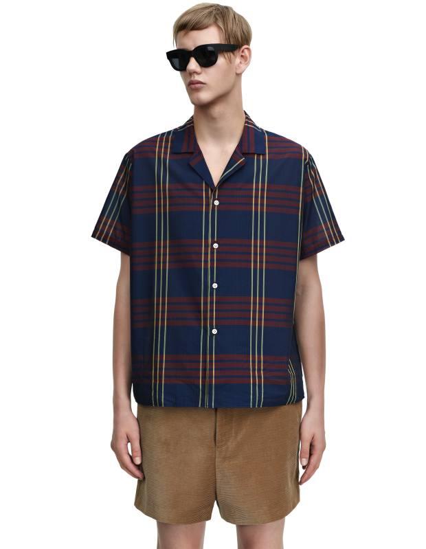 Acne Studios cotton/polyester shirt, £190