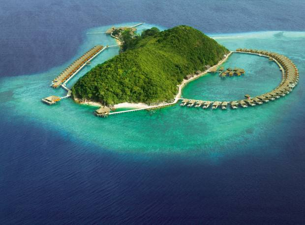 Huma Island resort and spa