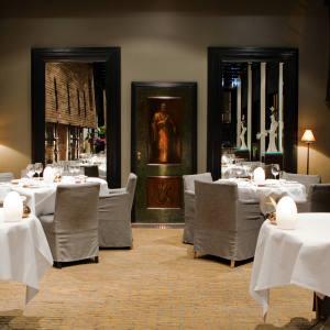 Vinkeles restaurant, Amsterdam.