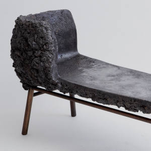 Well Proven Chair bio-resin Stromboli chaise longue, £4,900