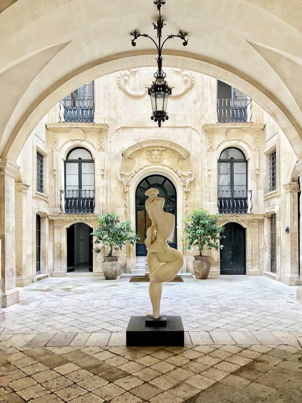 Palazzo Bozzi Corso, Lecce – a treasure trove of 20th-century Italian design