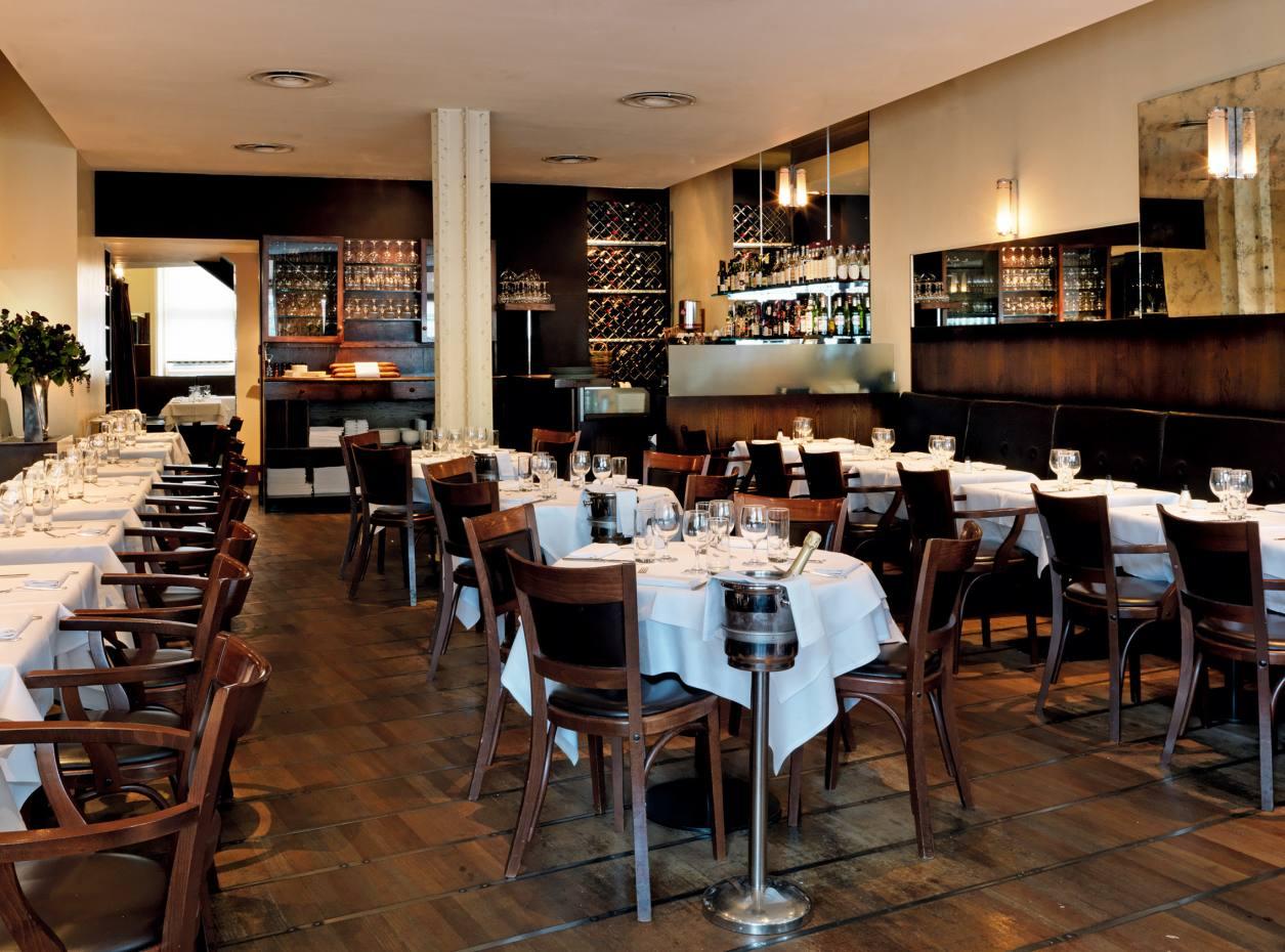 Racine restaurant