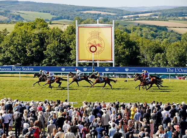 Day four of the 2015 Qatar Goodwood Festival in Chichester