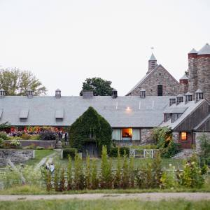 Blue Hill at Stone Barns in upstate New York