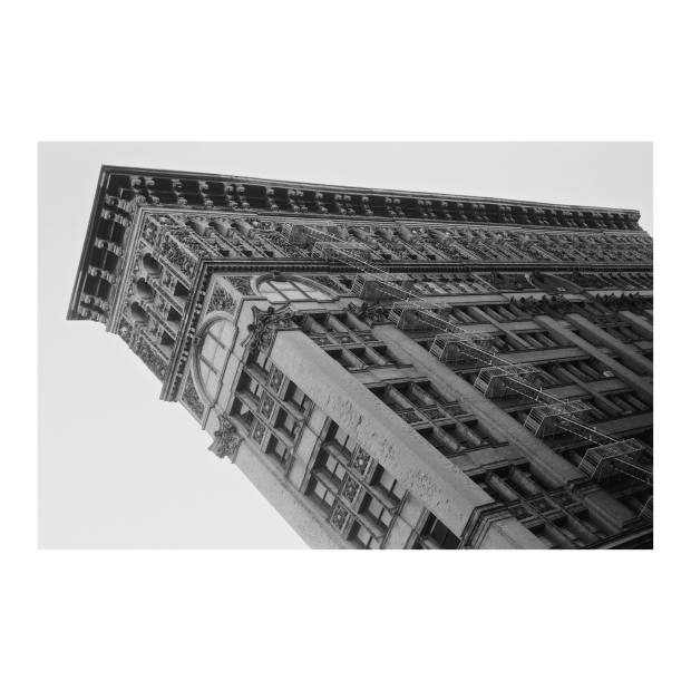 A building in Lower Manhattan. Taken by the author using a Leica IIIa