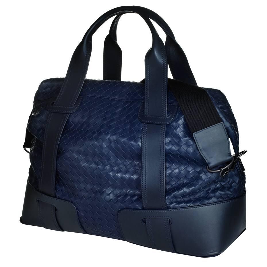 532c8652f626 Bottega Veneta Intrecciato Vachette duffel bag in calfskin