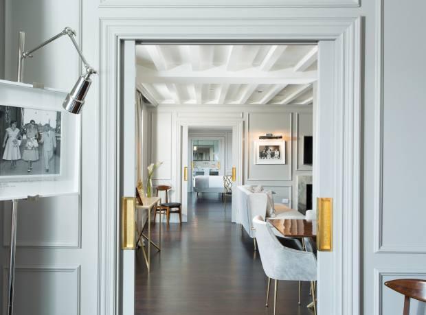 A suite at Portrait Firenzi