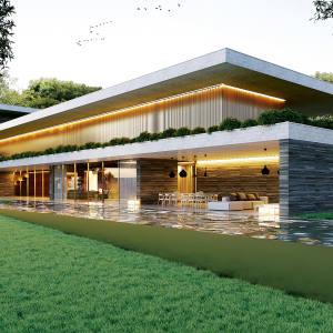 The Sotogrande development in Andalucia, bordering Valderamma golf course, includes this seven-bedroom villa, €4.5m