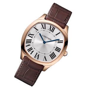 Drive de Cartier Extra-Flat watch in rose gold, £12,500