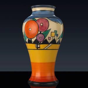Meiping Geometric Garden vase, £12,000 from Gazelles of Lyndhurst