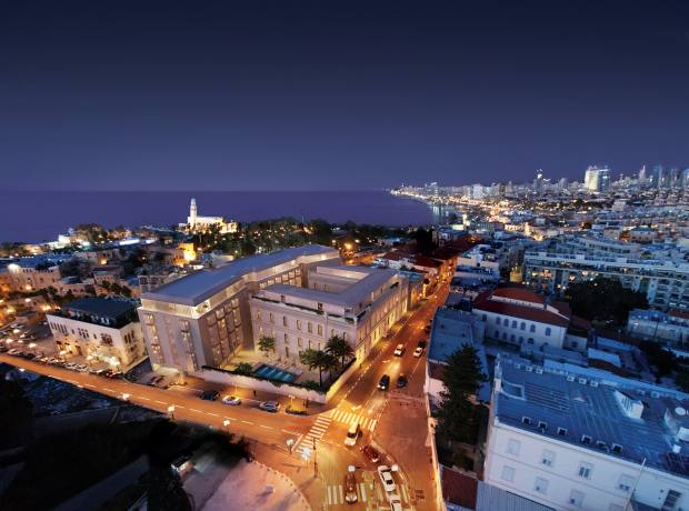 W (apartments from $1.2m) in Israel's Jaffa