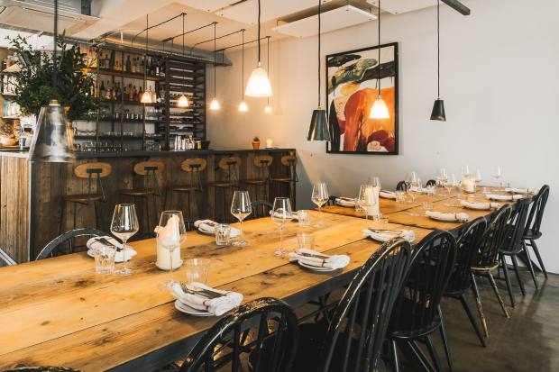 The 20-year-old has a 12-day residency at Marylebone restaurant Carousel