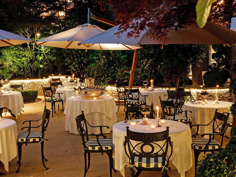The Ritz London's Secret Garden Bar