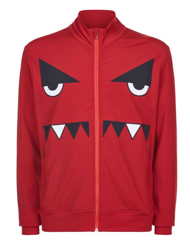 Fendi polyamide/elastane Monster sweatshirt, £410