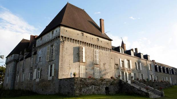 The 13-bedroom Château de Lalande in France's Crozon-sur-Vauvre, from €1,030 per night