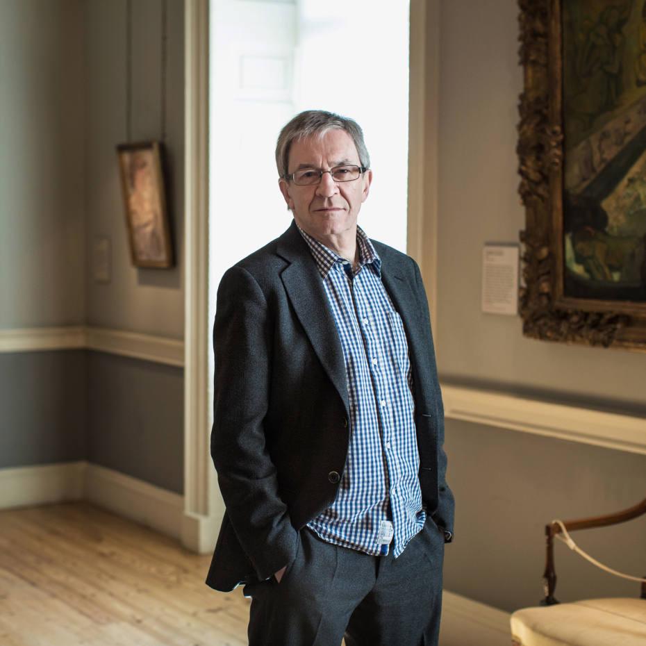 Alan Cristea at The Courtauld, London