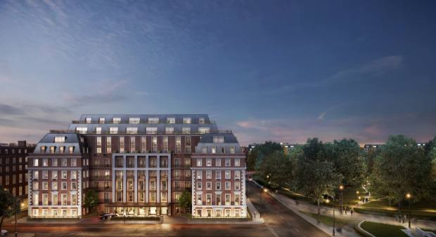 Twenty Grosvenor Square – the world's first standalone Four Seasons Private Residences