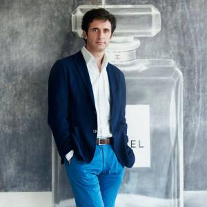 Olivier Polge, creator of Chanel fragrances