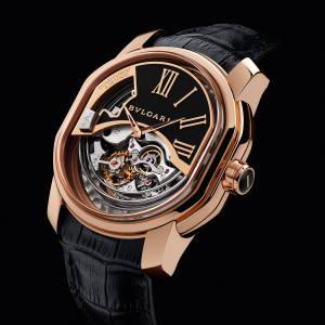 Bulgari rose-gold Ammiraglio del Tempo, £268,000