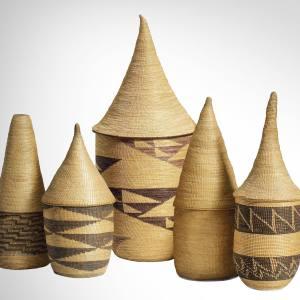 Burundi igiseke, 20th century, The Textile Museum