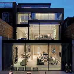 Ashberg House, Kensington, price on request through Savills