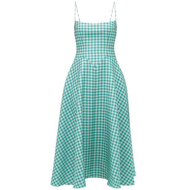 Emilia Wickstead Nisa dress, £1,545