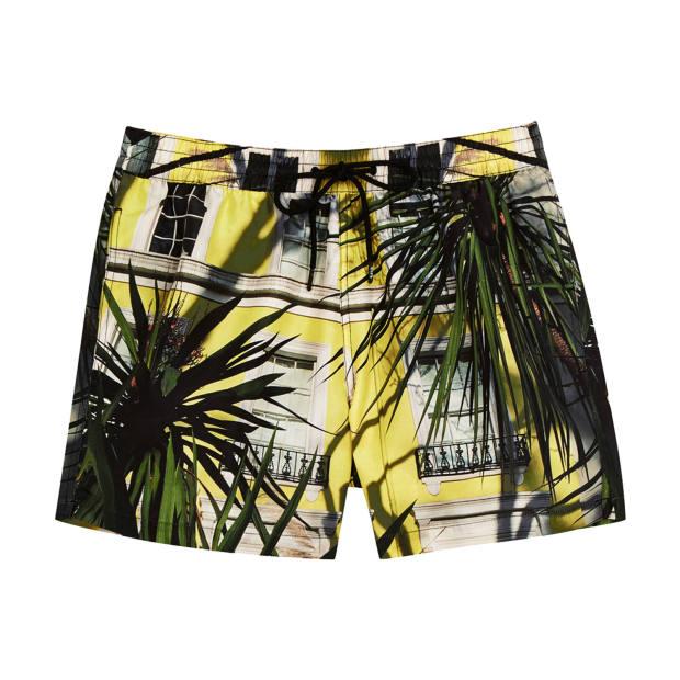 Paul Smith polyester swim shorts, £110