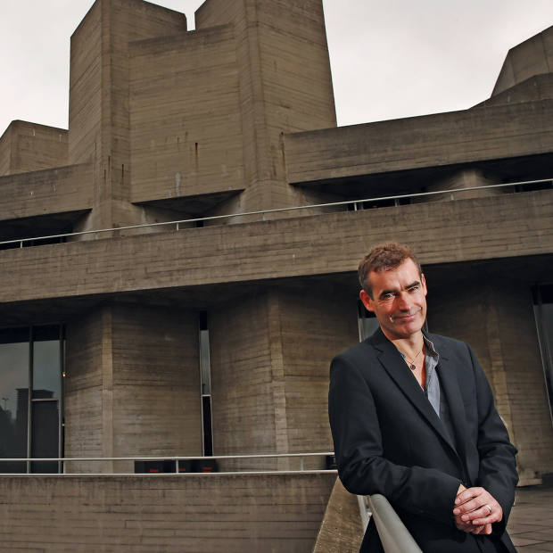 Rufus Norris, now artistic director of the National Theatre, was the first to benefit from the Genesis Foundation's young directors programme