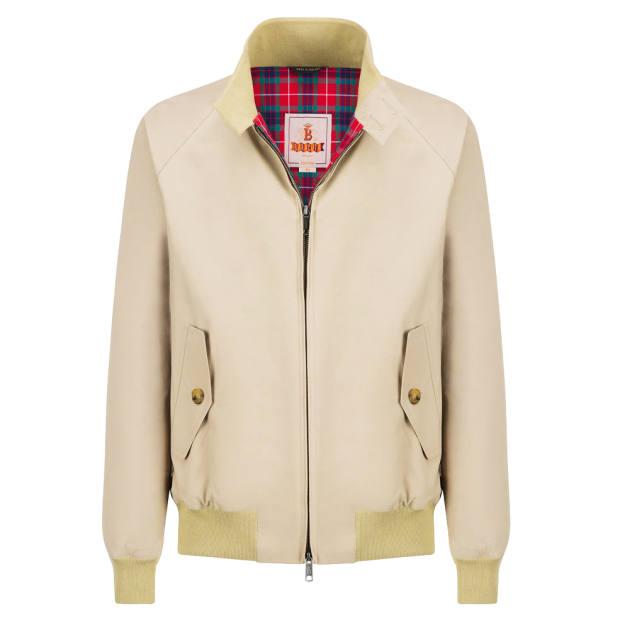 Baracuta Harrington jacket, £295